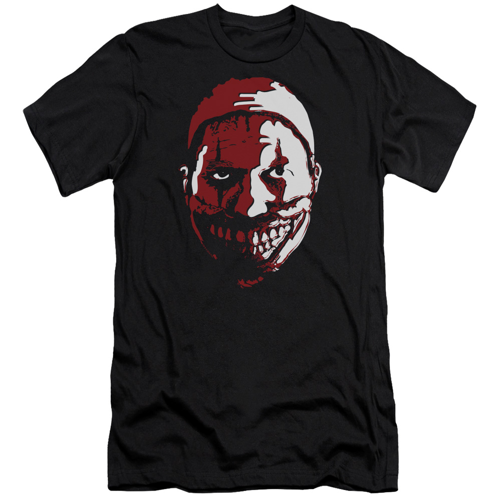 American Horror Story The Clown Mens Premium Slim Fit Shirt
