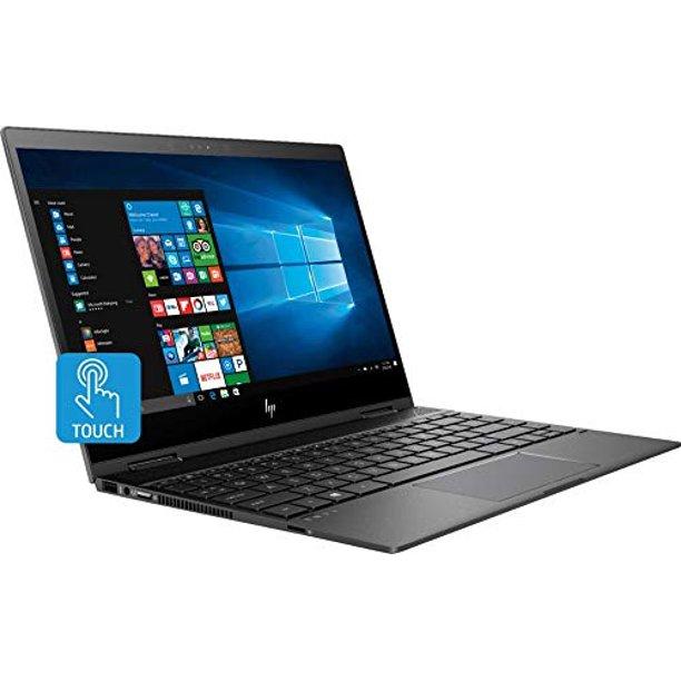 2019 Premium HP Envy x360 2-in-1 13.3 Inch FHD Touchscreen Laptop (AMD Ryzen 5 2500U to 3.6 GHz, 8GB/12GB/16GB/32GB RAM, 128G