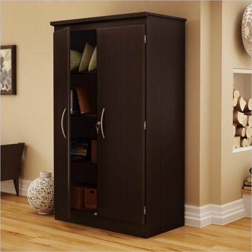 Storage Cabinet-Finish:Chocolate