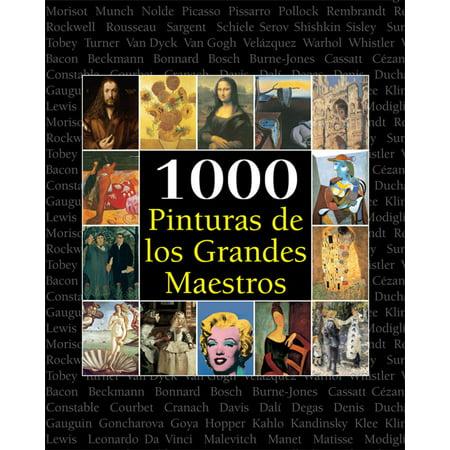 1000 Pinturas de los Grandes Maestros - eBook](Pinturas De Halloween)
