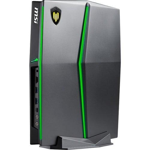 MSI Vortex W25 Vortex W25 8SM-080 Workstation - Intel Core i7 (8th Gen) i7-8700 Hexa-core (6 Core) 3.20 GHz - 32 GB DDR4 SDRAM - 1 TB HDD - 512 GB SSD - NVIDIA Quadro P5200 16 GB Graphics - Windows 10