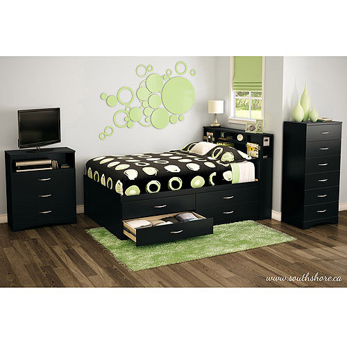South Shore SoHo Kids Bedroom Furniture Collection