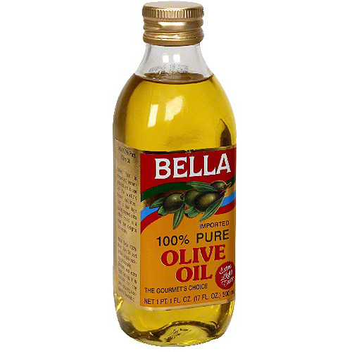 Bella Olive Oil, 17 oz (Pack of 12)