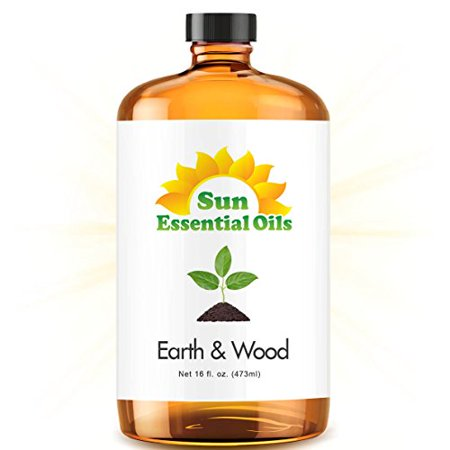 Earth Wood Blend Mega 16oz Best Essential Oil Compare To Edens Garden Earth Wood Earth