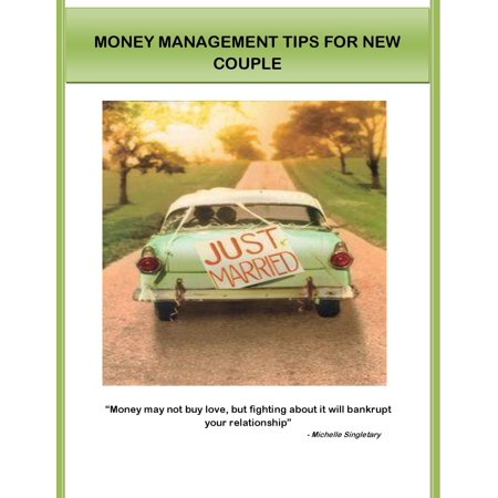 Money Management Tips for New Couple - eBook