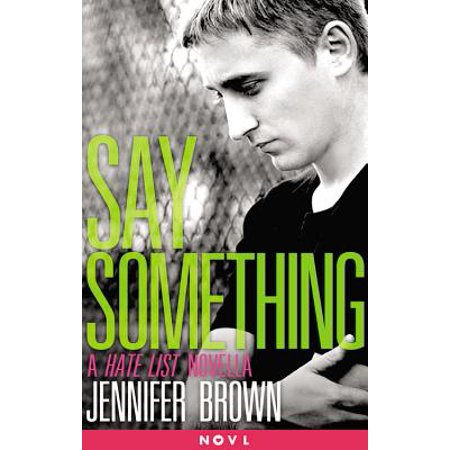 Say Something - eBook