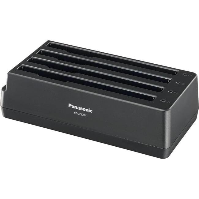 Panasonic CF VCB201M 4 Bay Battery Charger
