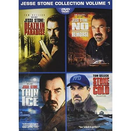 Jesse Stone Collection: Volume 1 (DVD)