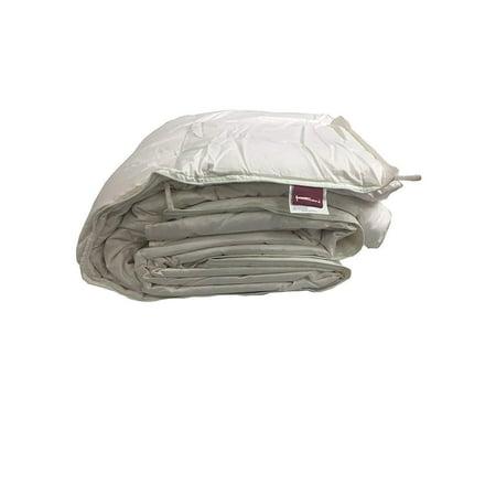 Koni Duvet Insert 15% Down/85% Feather Fill 100% Cotton Shell, Cal King 102''x80''