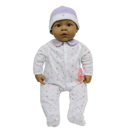JC Toys, La Baby 20-inch Hispanic Washable Soft Baby Doll with Baby Doll Accessories, Designed by Berenguer](La La Loopsy Costume)
