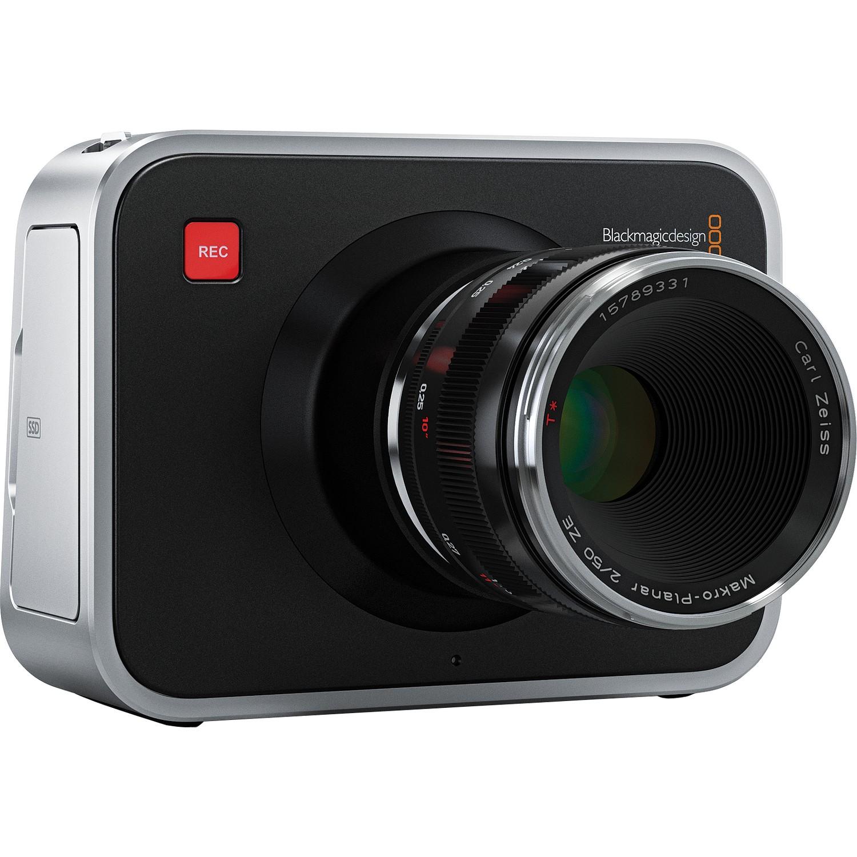 Cinema Camera with EF Mount
