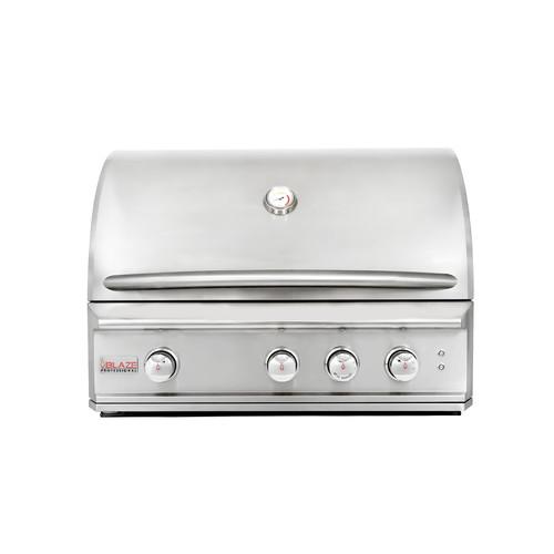 Blaze Grills Professional Blaze 3-Burner Built-In Convertible Gas Grill by Blaze Grills