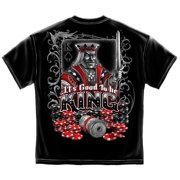 Cotton Good To Be King T-Shirt