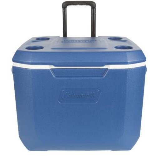 Coleman 50 qt. Xtreme Hard Sided, Blue - Walmart.com