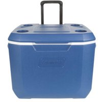 Coleman 50-Quart Xtreme 5-Day Heavy-Duty Cooler with Wheels Deals