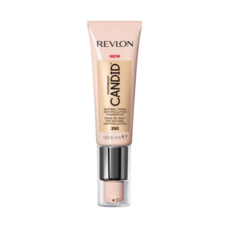 Revlon PhotoReady Candid Natural Finish Anti-Pollution Foundation - 250 Vanilla - 0.75 fl oz