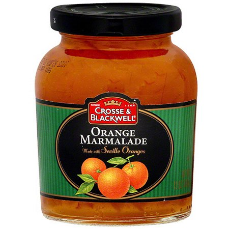 - Crosse & Blackwell Orange Marmalade With Seville Oranges, 12 oz (Pack of 6)
