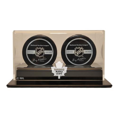 Caseworks International NHL 4.25'' Double Hockey Puck Display Case