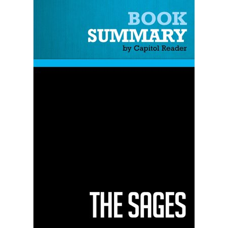 Summary of The Sages: Warren Buffett, George Soros, Paul Volcker, and the Maelstrom of Markets - Charles R. Morris - eBook](Charlie Warren)