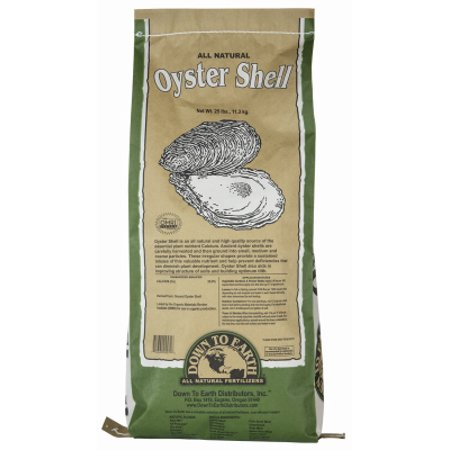 All-Natural Oyster Shell, - Oyster Shell