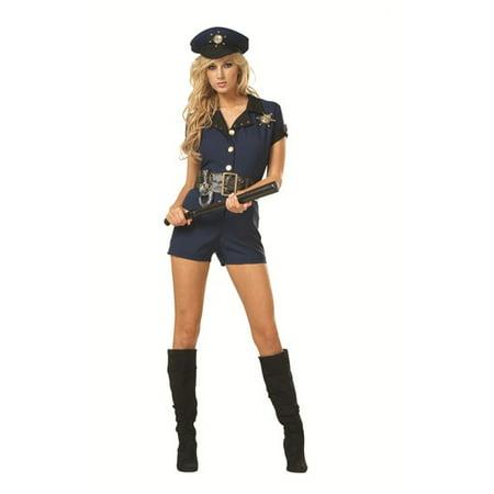 Naughty Sheriff- Sz (12-14)