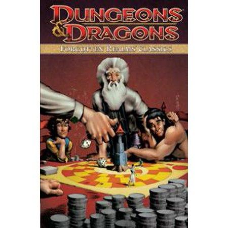Dungeons & Dragons Forgotten Realms Classics Vol  4 - eBook