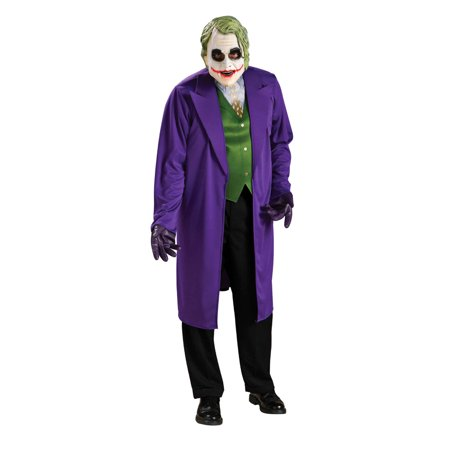 Adult Joker Halloween Costume - Joker Halloween Costume Homemade