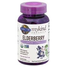 Vitamins & Supplements: Garden of Life mykind Organics Elderberry Immune Gummy