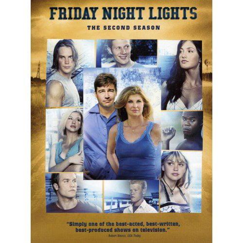 Universal Friday Night Lights Season 2 Dvd Std Ws