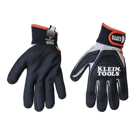 Journeyman Gloves (Klein Tools 40225 Journeyman Cut 5 Resistant Gloves, X-Large)