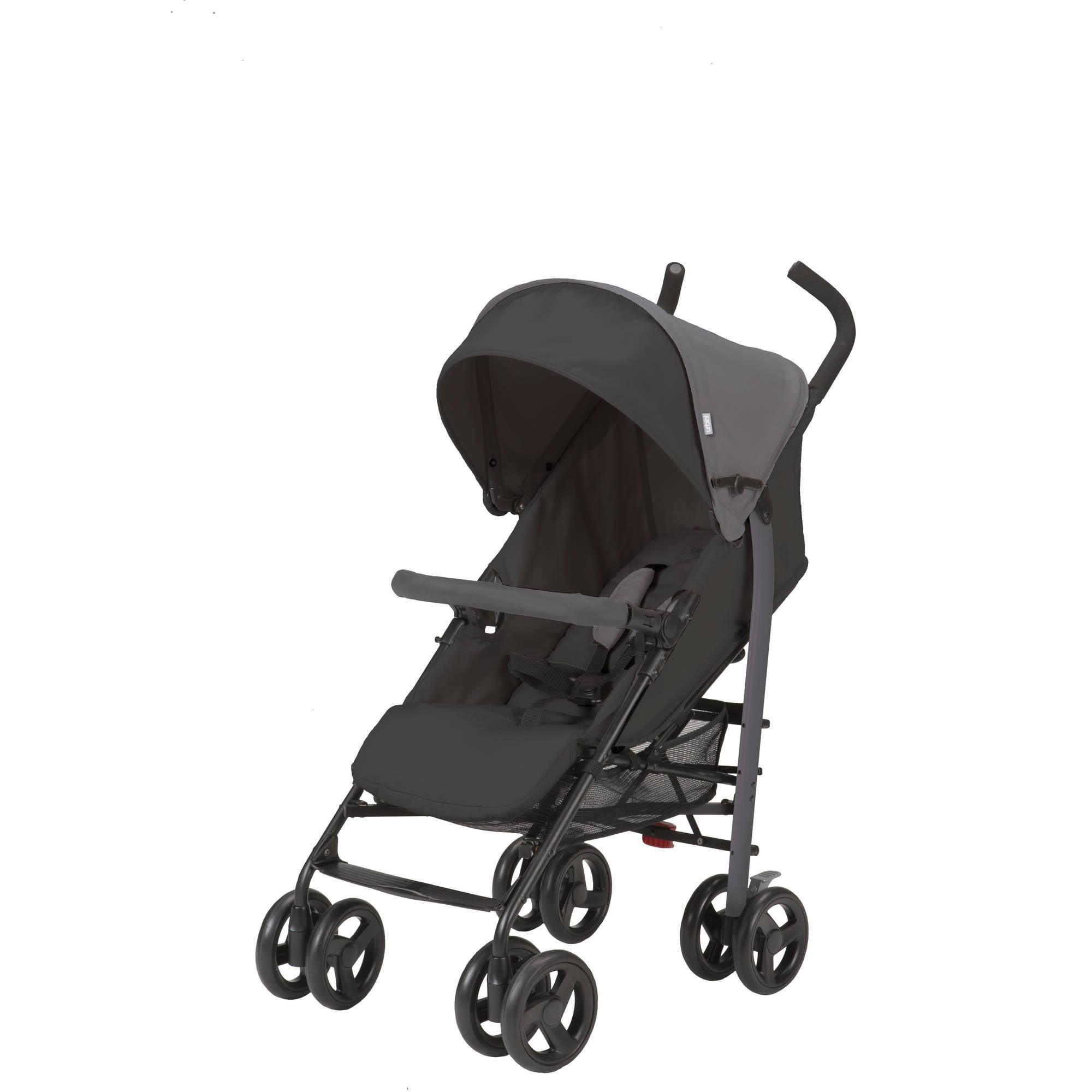 Urbini Swiftli Lightweight Stroller, Fog