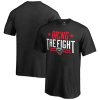 D.C. United Youth Bring The Fight T-Shirt - Black