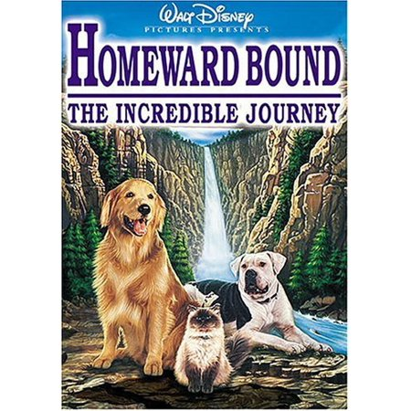 Homeward Bound  Incredible Journey