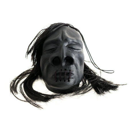 Styrofoam Head Halloween Decorations (Loftus Mini Shrunken Head Hanging Halloween 3