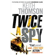 Twice a Spy - eBook