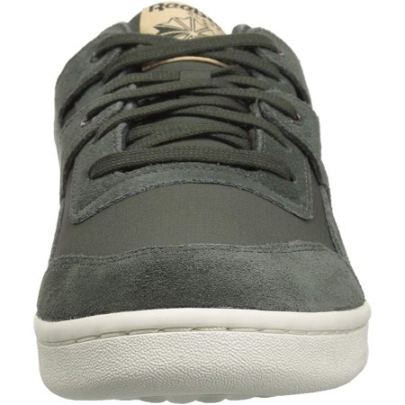 bbe56300c657e Reebok Men s Workout Plus Mu Soft Camel   Rustic Wine Ankle-High Leather  Fashion Sneaker ...