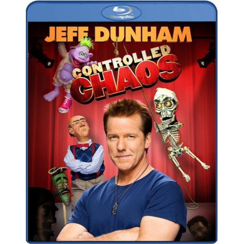 Jeff Dunham: Controlled Chaos (Blu-ray)