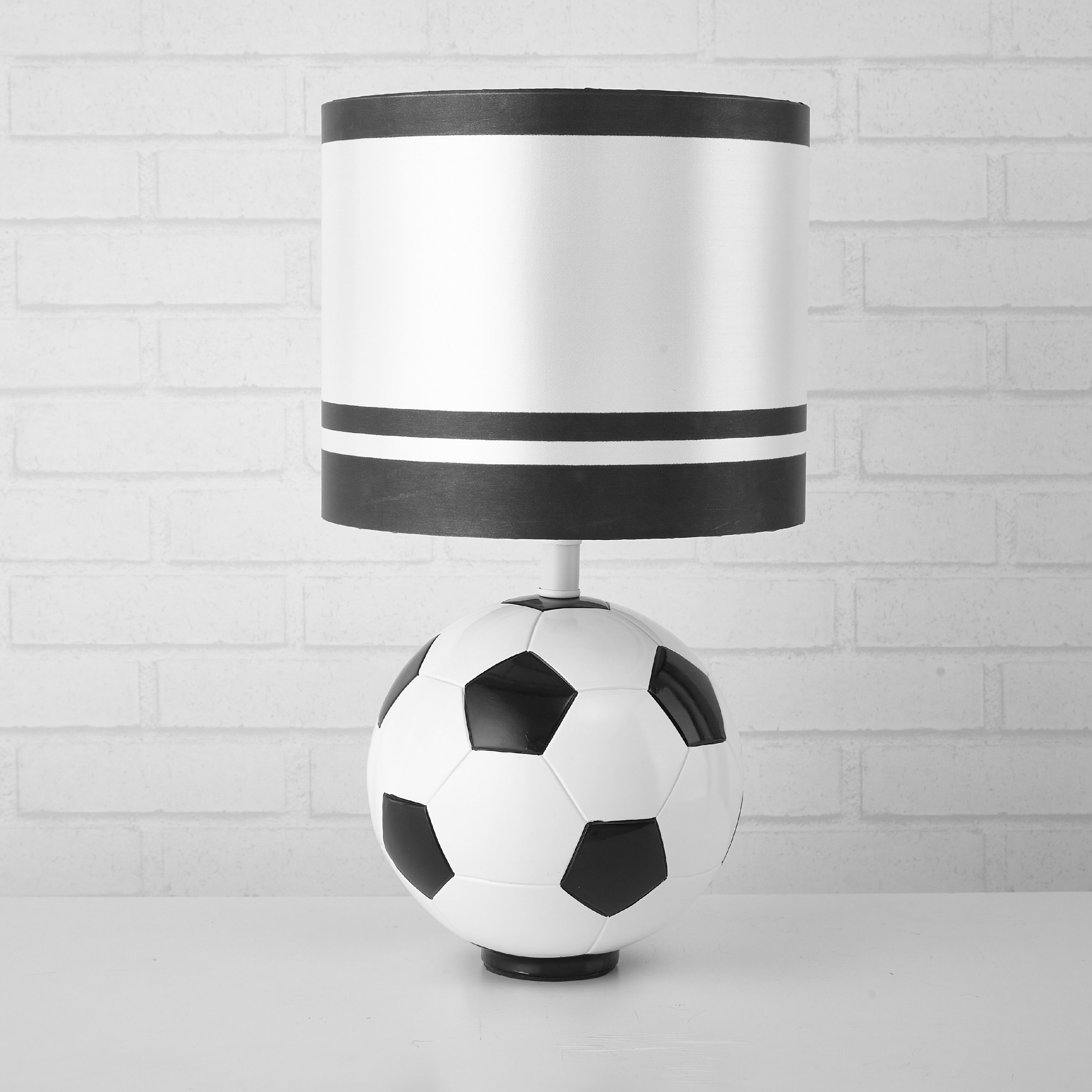 Mainstays Kids Soccer Ball Lamp
