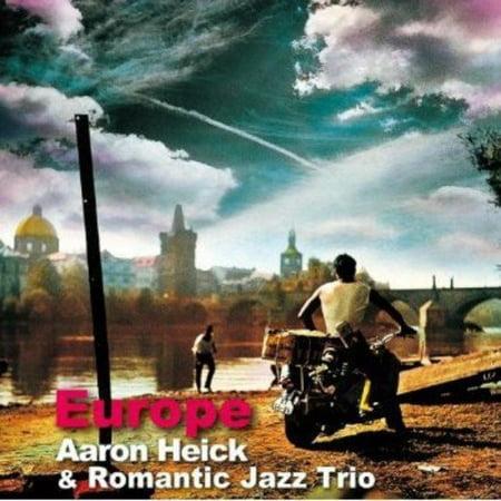 Romantric Jazz Trio: Europe ()