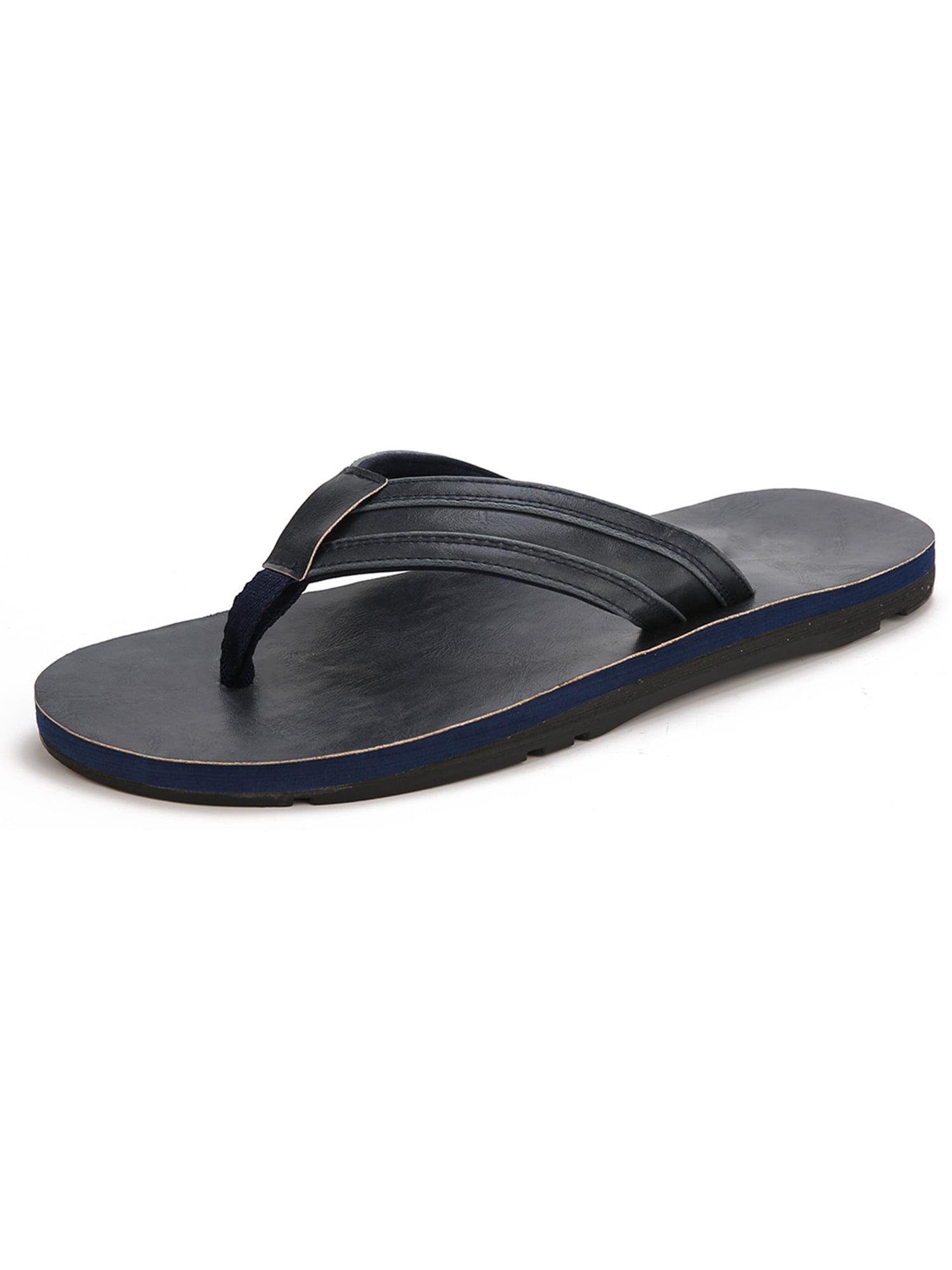 936a6561f0e4 Tanleewa - Men Flip Flop Thong Sandals Comfort Lightweight Slippers