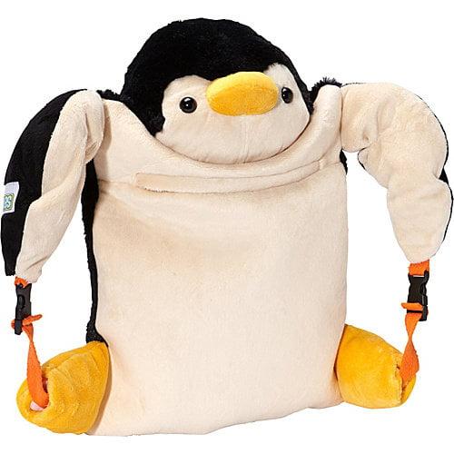 Wildkin Penguin Luggable Children's Backpack