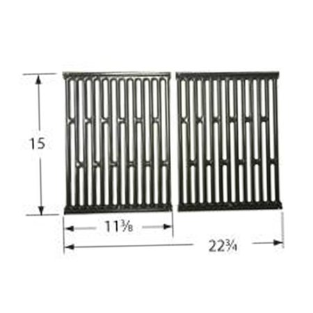 Weber Bbq Tools - BBQ Grill Weber Grill 2 Piece Porcelain Steel Wire Cooking Grid 15