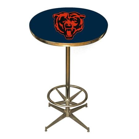 Chicago Bears Pub Table - Blue - No Size Chicago Bears Pub Table