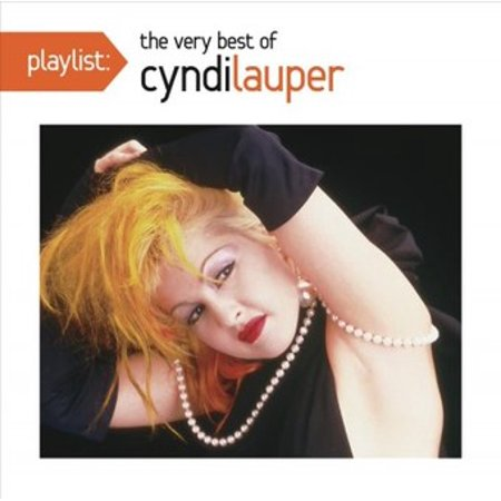 Playlist: The Very Best of Cyndi Lauper (CD)