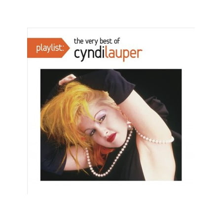 Playlist: The Very Best of Cyndi Lauper (CD) (Halloween Song Playlist For Children)