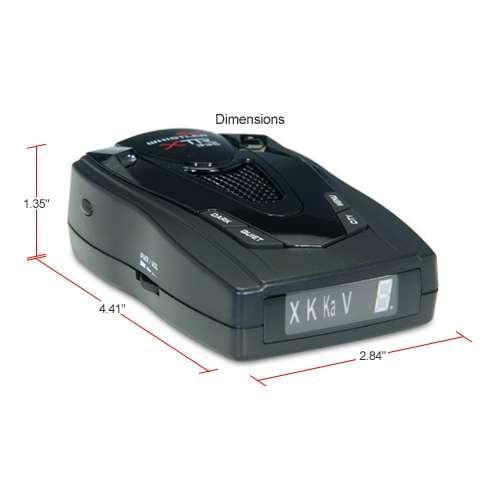 Whistler XTR-335 Radar Detector