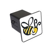 """Bumble Bee 2"""" Tow Trailer Hitch Cover Plug Insert"""