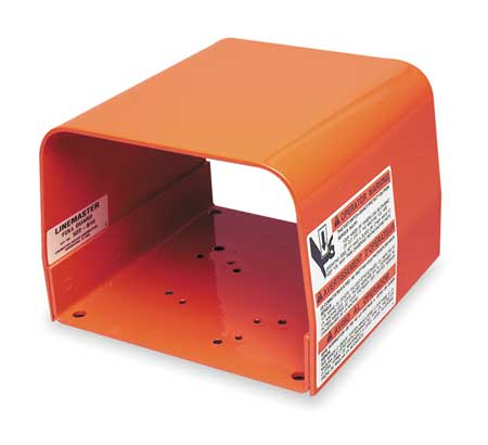 LINEMASTER 522-B14 Guard,Foot Switch