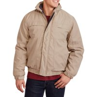 Mens Sueded Microfiber Jacket