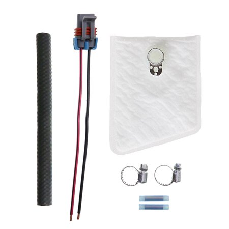 Walbro F90000267 450LPH E85 Fuel Pump Installation Kit and Strainer Only HFP-125-190 Pump Installation Kit